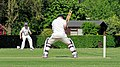 Eastons CC v. Chappel and Wakes Colne CC at Little Easton, Essex, England 13.jpg