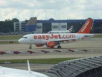 G-EZAT - A319 - EasyJet