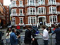 Ecuadors London embassy - August 16, 2012.jpg