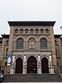 Edificio de las Antiguas Facultades de Medicina y Ciencias de la Universidad de Zaragoza - PC251500.jpg