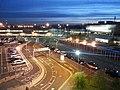 Edinburgh Airport - Taxi rank.jpg