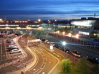 international airport in the City of Edinburgh, Scotland