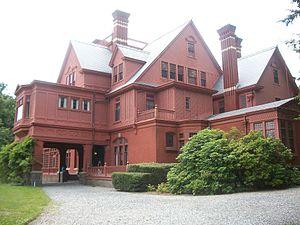 Thomas Edison National Historical Park - Glenmont, Edison's estate.