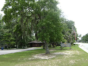 Lake Park, Georgia - Image: Edith Garlow Johnston Lakes Library