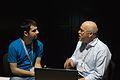 EduWiki Conference Belgrade 2014 - DM (114) - Interview.jpg