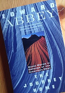 Edward Abbey, The Journey Home (cropped).jpg