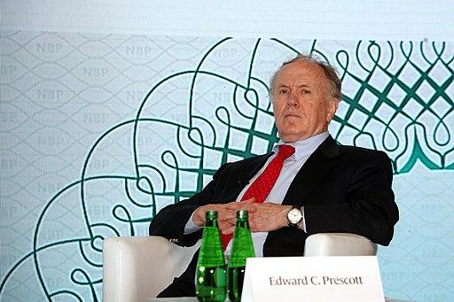 Edward C Prescott 2015