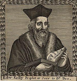 John Dee - Edward Kelley