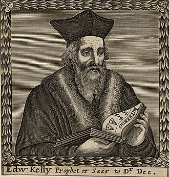 John Dee - Edward Kelley