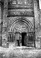 Eglise de Donnemarie - Portail ouest - Donnemarie-Dontilly - Médiathèque de l'architecture et du patrimoine - APMH00007570.jpg