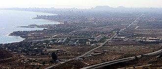 El Campello - Image: El Campello, Alicante, Spain (RLHPA150011)
