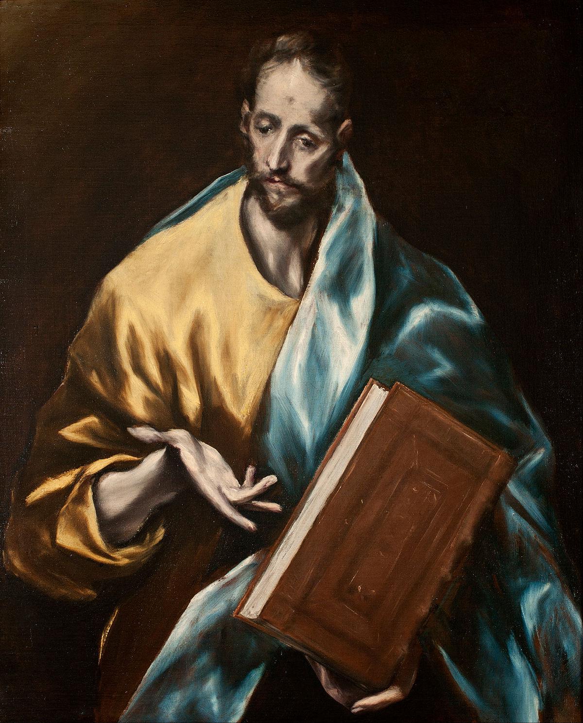 Resultado de imagen para santiago el menor apostol pintura