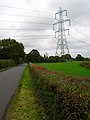 Electricity Pylon, Chiddingly Road - geograph.org.uk - 267605.jpg