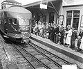 Electrificatie spoorwegtraject Zwolle-Leeuwarden-Groningen. Laatste rit dieseltr, Bestanddeelnr 905-1168.jpg