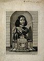 Elias Ashmole. Line engraving by M. van der Gucht, 1723, aft Wellcome V0000225.jpg