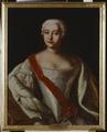Elisabet, 1709-1762, kejsarinna av Ryssland - Nationalmuseum - 15944.tif