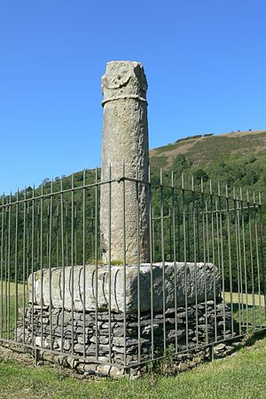 Pillar of Eliseg - The Pillar of Eliseg