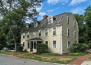 Tavern Hall Preservation Society - Elisha R. Reynolds House in 2016.
