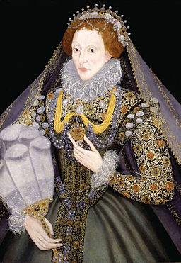 Elizabeth I Unknown Artist 1570s