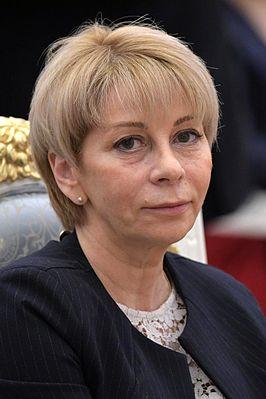 Глинка Елизавета Петровна Википедия Елизавета Глинка в 2016 году