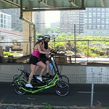 elliptical trainer wikipedia