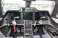 Embraer EMB-500 Phenom 100 OH-EPB Turku Airshow 2015 03 cockpit.JPG