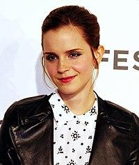 Emma Watson på Tribeca Film Festival 2012.