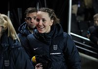 England Women's Vs USA (15930855984).jpg