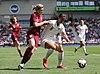 England Women 0 New Zealand Women 1 01 06 2019-1062 (47986457077).jpg