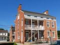 Englehart Melchinger House from SE (rear) Dover PA.JPG