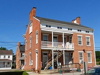Dover, Pennsylvania - Englehart Melchinger House