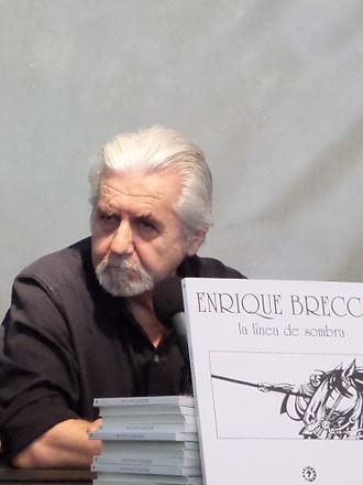 Enrique Breccia - Image: Enrique breccia