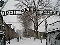 Entrance to Auschwitz Auschwitz-Birkenau.jpg