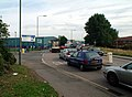 Entrance to Croydon Road Industrial Estate, Elmers End, Beckenham, BR3 4BY - geograph.org.uk - 34198.jpg