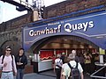 Entrance to Gunwharf Quays - geograph.org.uk - 1455305.jpg