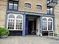 Entrance to Pont de la Tour Restaurant, Butler's Wharf, London SE1 - geograph.org.uk - 1704242.jpg