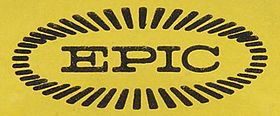 logo de Epic Records Japan