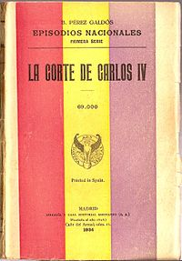 Episodios Nacionales cover