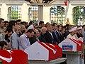 Erdogan joins prayer at Istanbul mosque, July 17, 2016.jpg