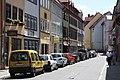 """Erfurt, die Straße """"Lange Brücke"""".jpg"""