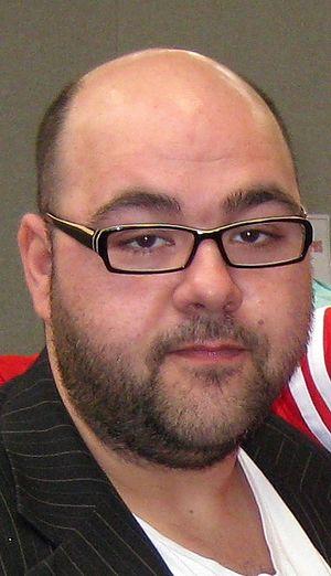 Erkan Mustafa - Mustafa in 2005
