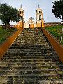 Escalinata de la Iglesia de los Remedios en San Andres Cholula, Puebla, Mexico..jpg