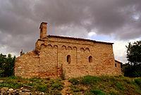 Església de Sant Cristòfol al Castell de Queralt (Bellprat).jpg