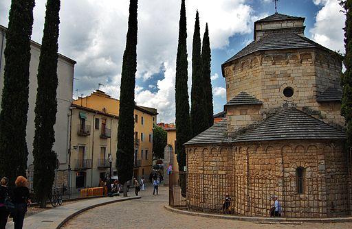 Esglesia de Sant Nicolau (Girona) - 1