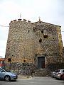 Església fortificada de sant Miquel Arcàngel, Murla.JPG