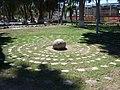 Espiral de piedra en el Parque Schneider - panoramio.jpg