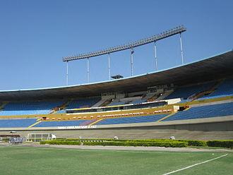 Clube de Regatas do Flamengo–Clube Atlético Mineiro rivalry - Image: Estádio Serra Dourada 1