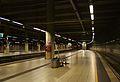 Estació de Castelló de la Plana, andanes.JPG