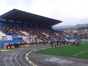 Estadio Héroes de San Ramón - Image: Estadio Heroes de San Ramón