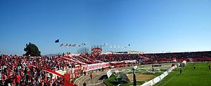 Deportes La Serena - Fans watching a game at the stadium